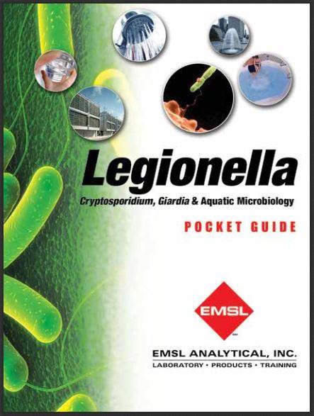 Free Legionella Pocket Guide