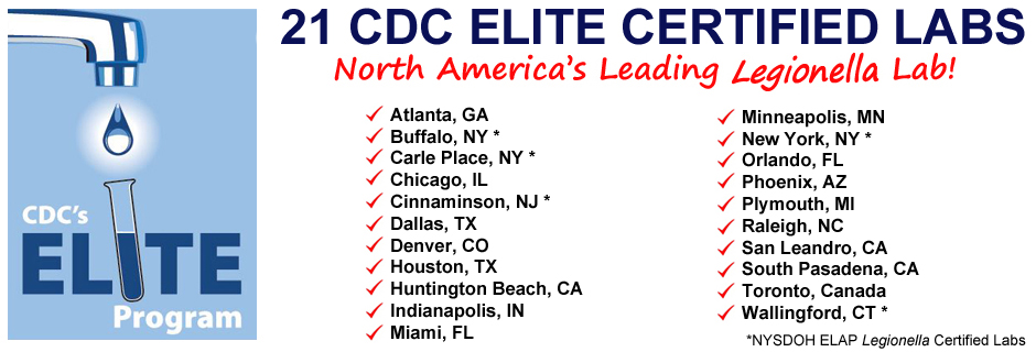 21 CDC ELITE Labs