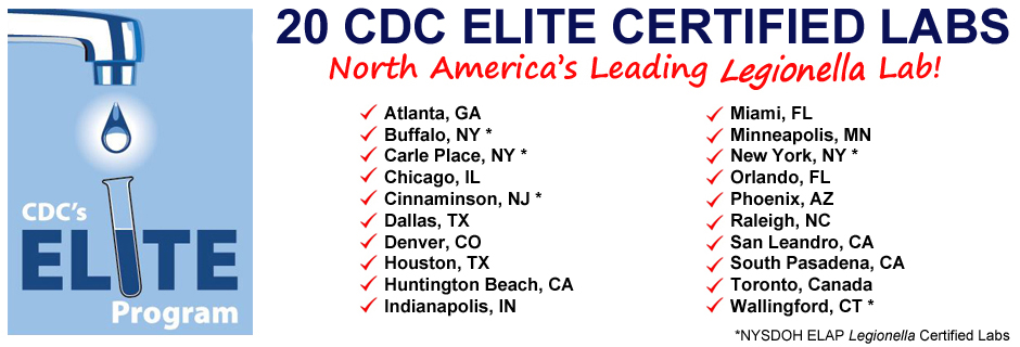 20 CDC ELITE Certified Labs